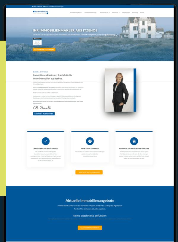 Immobilienmakler-Webdesign-aus-Itzehoe und Hamburg