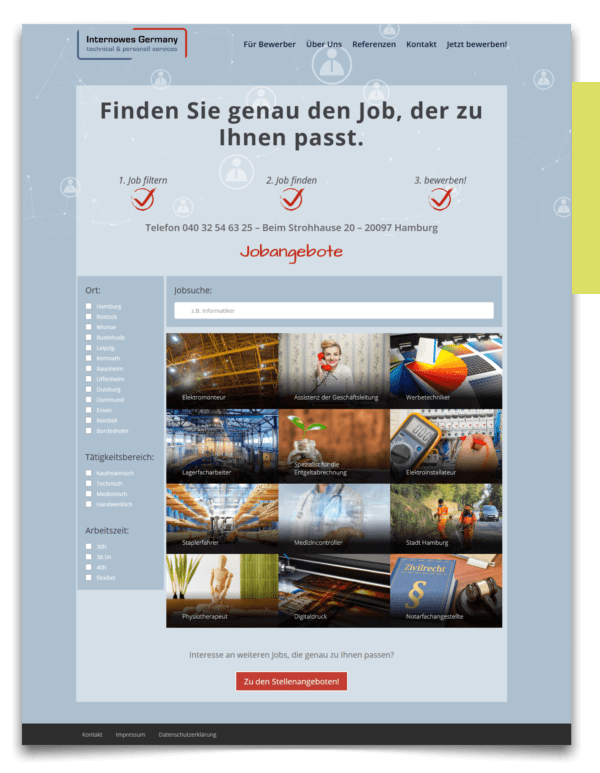 Web-Entwicklung für die Internowes-Germany-GmbH-aus-Hamburg